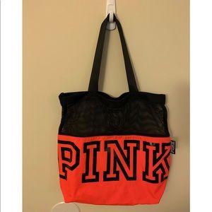 PINK Tote// Victoria Secret